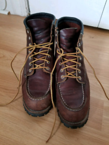 Red Wing Shoes Men's Roughneck No. 8146