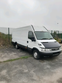 IVECO DAILY LWB 2.3 LOW MILEAGE