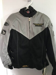 NEW Ladies   J O E  R O C K E T  Goldwing  Motorcycle jacket