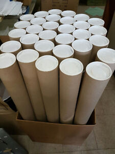 Poster or Painting Tubes Two Sizes
