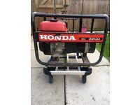 Honda gx160 generator 5.5hp