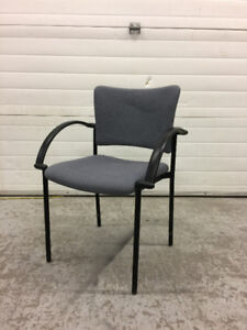 Stacking Chairs - Guest Chairs $100 each- Very Durable