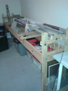 Machine Quilting Frame