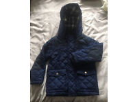 Boys jacket age 4-5
