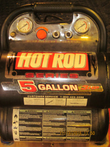 Hot Rod Compressor
