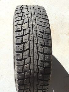 Winter Tires with Mags Marangoni 205/55 R16