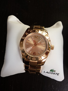 Ladies Lacoste Watch