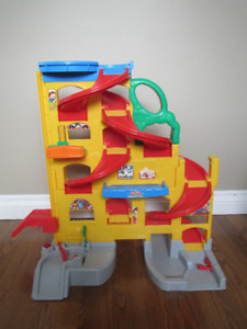 Fisher Price RAMPWAY and OTHER TOYS