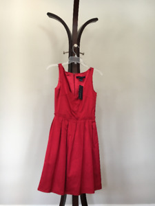 French Connection Red Dress Never Worn!