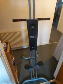 Maxi climber fitness