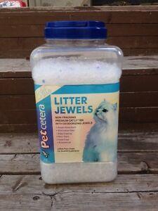 Cat litter (FREE)