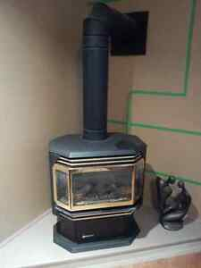 Regency Fireplace Gas