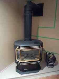 Regency Fireplace Gas