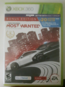 Need for Speed : Most Wanted  Bonus Edition Xbox 360