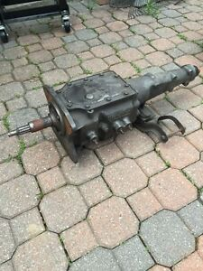 1965-70 FORD small block 4 speed top loader transmission