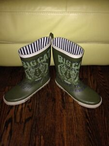 Rubber boots size6 kids