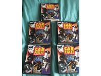 Car fix it , books x5 £5 the lot