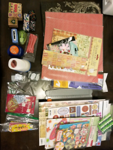 Craft Supplies, Scrapbooking, Cardmaking