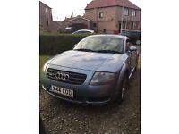 Audi TT 1.8T 225 Quattro 2002
