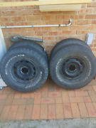 5 16 inch split rims toyota nissan Fingal Bay Port Stephens Area Preview