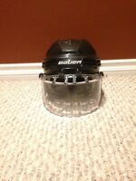 Bauer Helmet with Visor