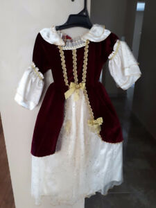 Deluxe Girls Princess Costume!