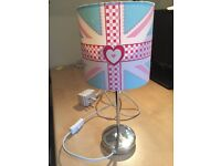 Girls Table Lamp
