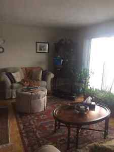 very large and beautiful 2 bedrooms for sublease