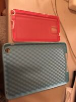 Samsung Galaxy S4 case & Mini IPad case