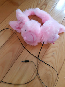 Kids Bunny Headphones