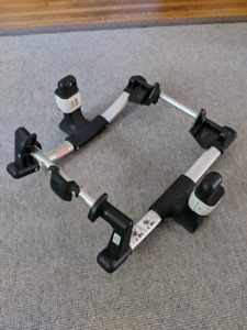 Graco car seat adapter for Bugaboo stroller