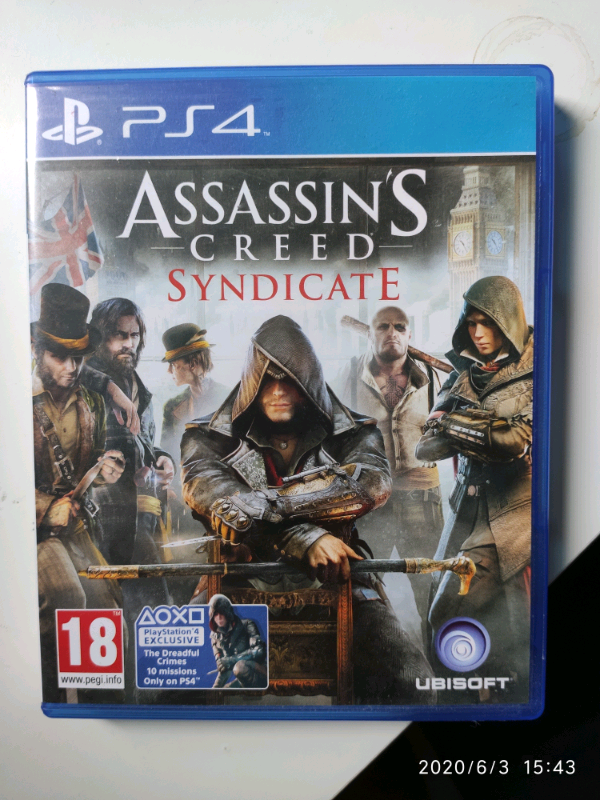Assassin S Creed Black Flag Syndicate Ps4 In York North
