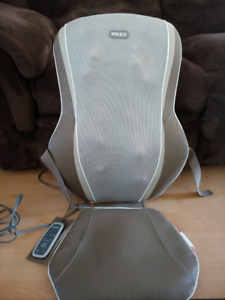 Back massage Homedics from BedBathand Beyond