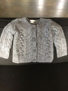 H&M Sweater, 9-12 mths
