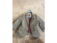 Childs tweed jacket/ show jacket