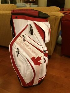 TaylorMade Cart Bag - Catalina, Canadian Edition (BRAND NEW)