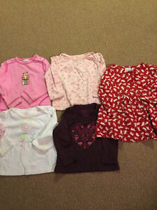 Toddler Girl 12 - 18 months winter clothing London Ontario image 2