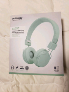 New Audiology Headphones with Mic for SALE