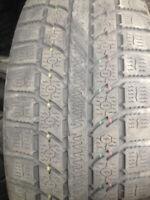 2 pneu hiver toyo gsi 205-65-r16
