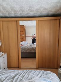 Barker & stonehouse Soild oak bedroom furniture