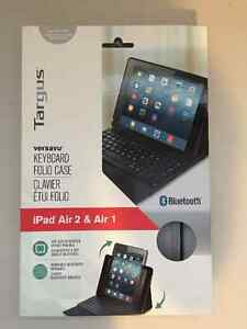 Targus Versvu cover and keyboard for ipad Air 2