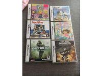 Ds Nintendo games
