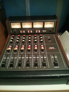 Console vintage TEAC 2A MB-20
