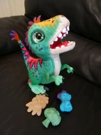 FurReal Munchin'Rex Dinosaur