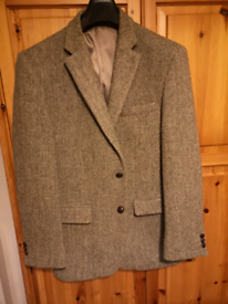 Harris tweed new 40 inch chest jacket