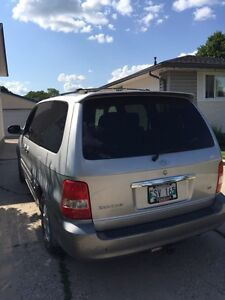 Fresh safety 2005 Kia Sedona Ex only  $4500