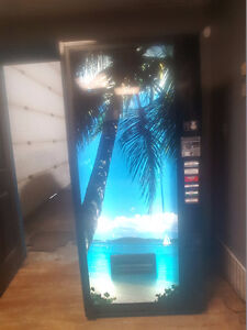 Selling a brand new vending machine