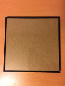 LP Record Display Frame