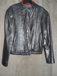 LADIES LEATHER JACKET (AND PANTS)