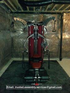 home gym, treadmill, and elliptical assembly / dismantling Oakville / Halton Region Toronto (GTA) image 4